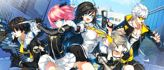closers anime
