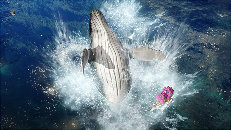 lost ark whale