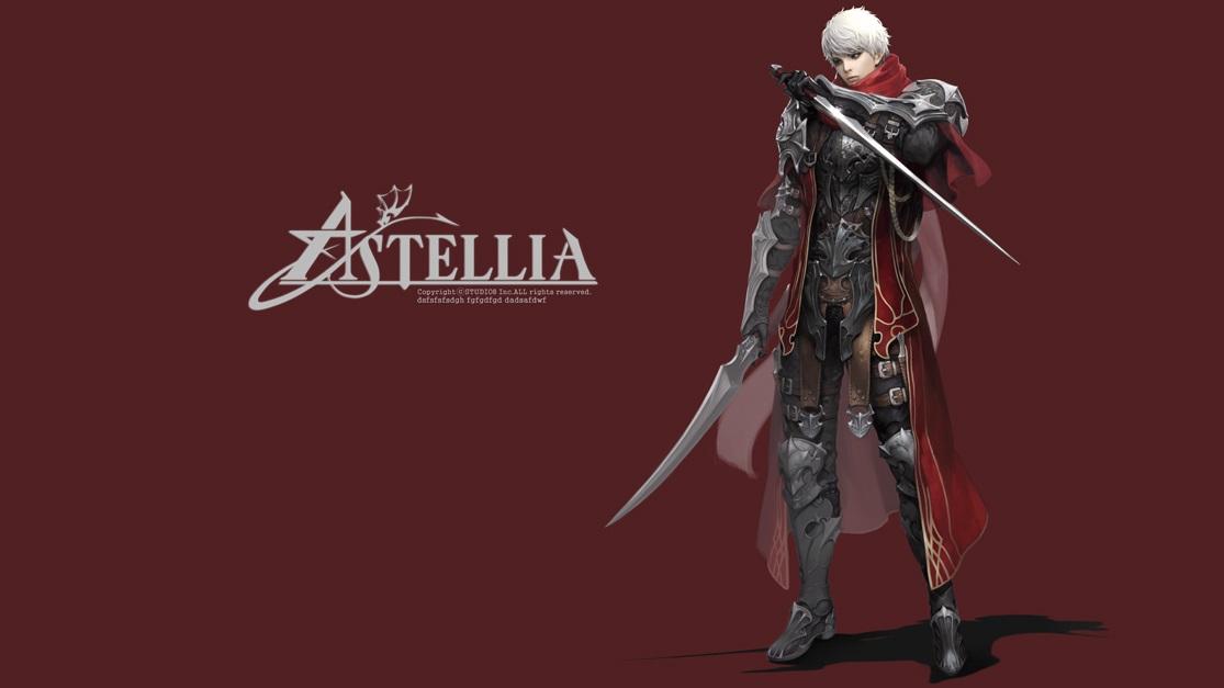 Astellia Online Debut Unreal Engine 3 TCG MMORPG – Barunson E&A